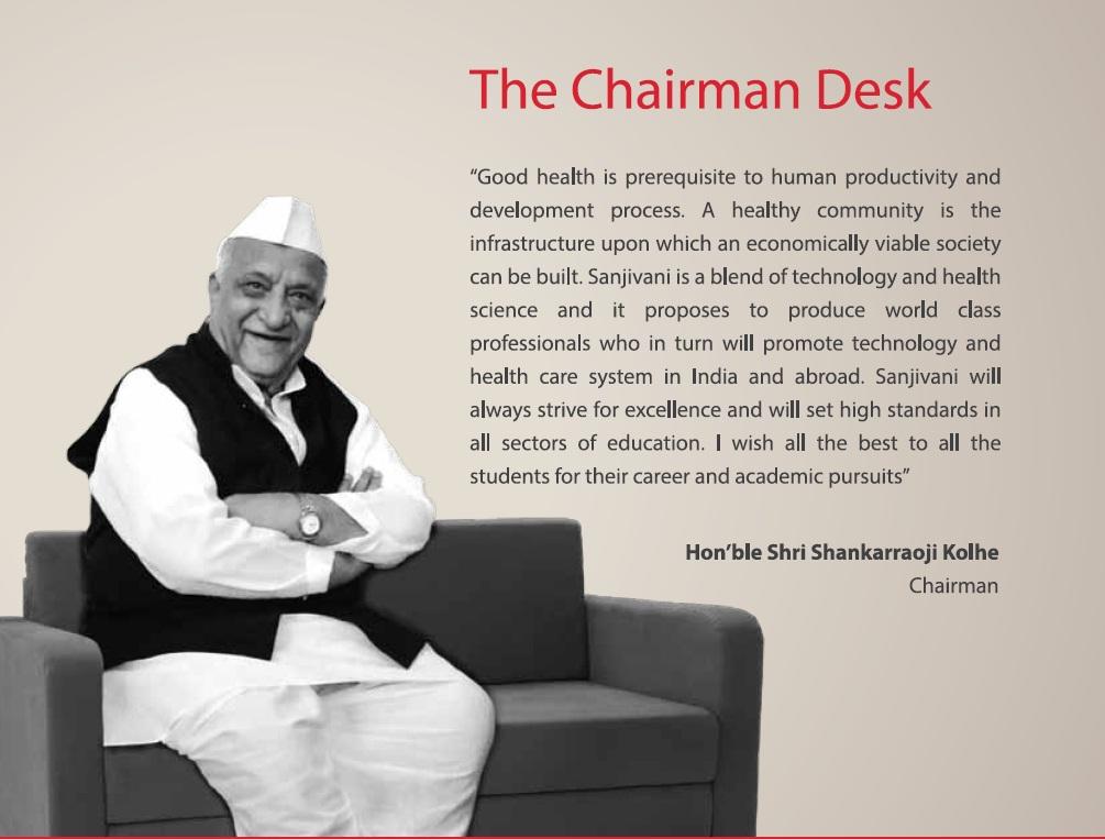 chairman's desk